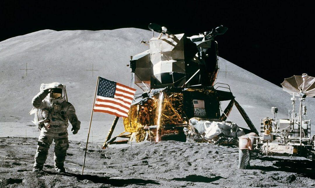 Prima lege pentru protejarea unor arii de pe Lună!