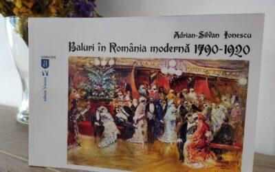 Cadențele lumii de altădată – Baluri în România modernă 1790-1920