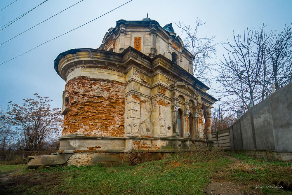 Capela Dumitru V. Hernia își caută identitatea