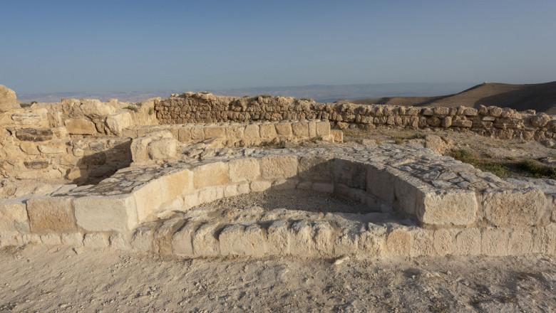 Arheologii au descoperit locul unde a fost decapitat Ioan Botezătorul, curtea tronului lui Irod Antipa