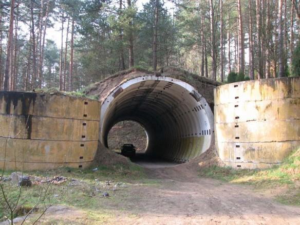 Orașul polonez şters de pe hartă, pentru că ascundea o bază de rachete nucleare sovietice