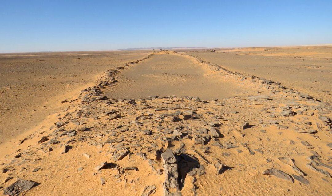 Poate cele mai vechi structuri monumentale din lume, descoperite în Arabia Saudită