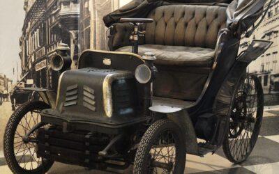 Cine a fost proprietarul primului automobil înmatriculat în București?