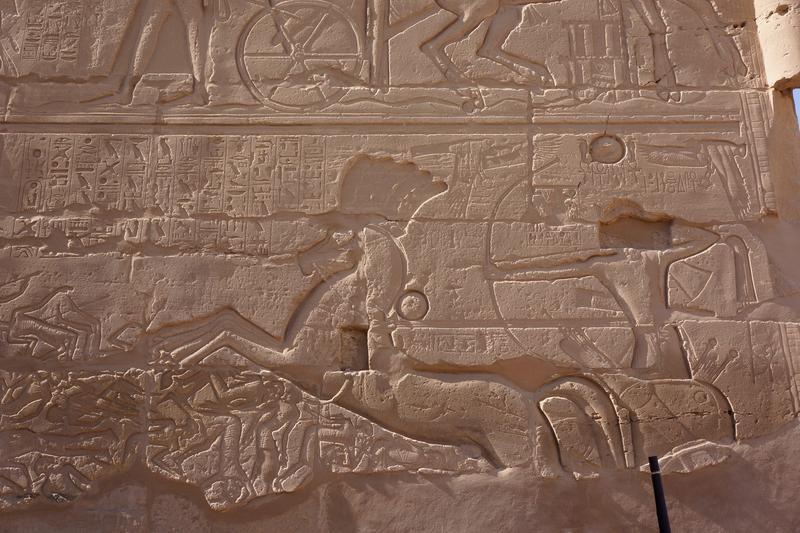 Cercetătorii egipteni au reușit să stabilească după 3.600 de ani că un faraon misterios a murit în bătălie