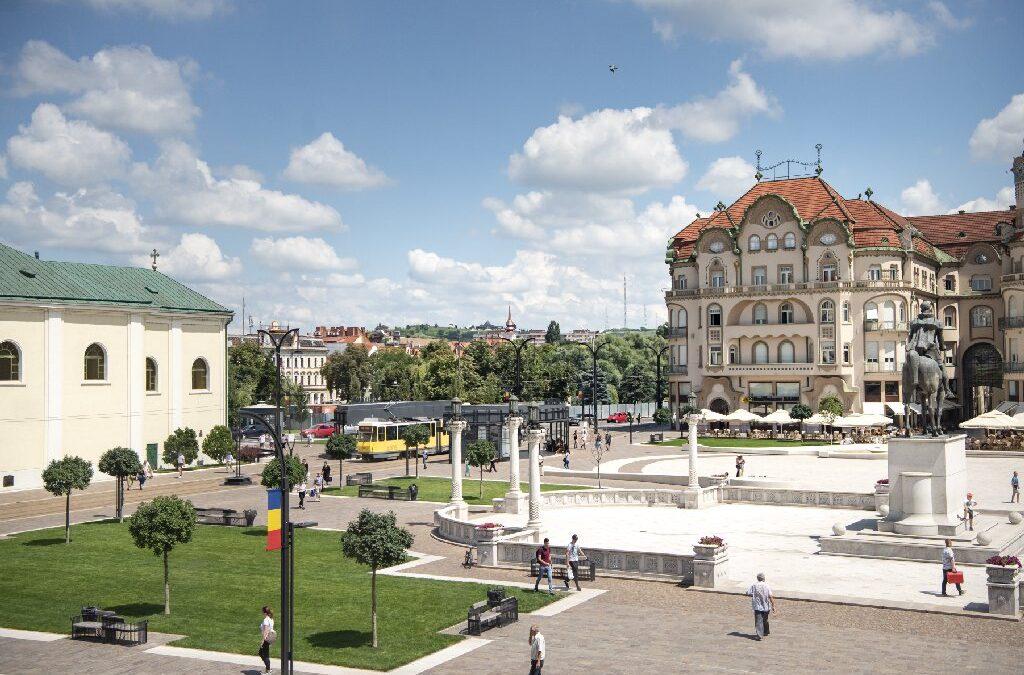 Oraşul din România care nu se mai opreste din dezvoltat! A început un nou proiect pentru îmbunătăţirea vieţii cetăţenilor