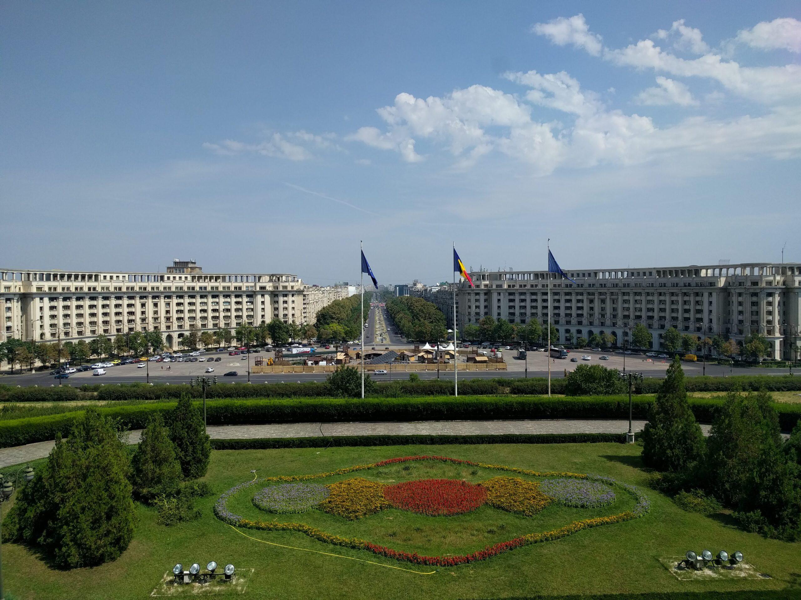 Tur Palatul Parlamentului
