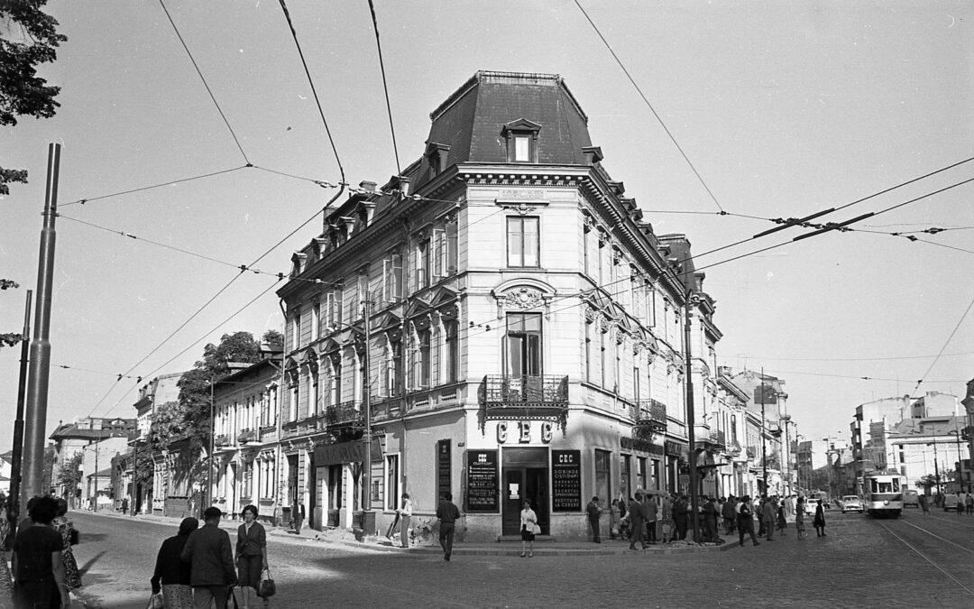 Bucureștiul anului 1964 – pe unde căuta regizorul Lucian Pintilie locații de filmat