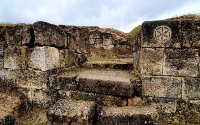 Cetatea dacică Blidaru, distrugeri iremediabile în situl UNESCO