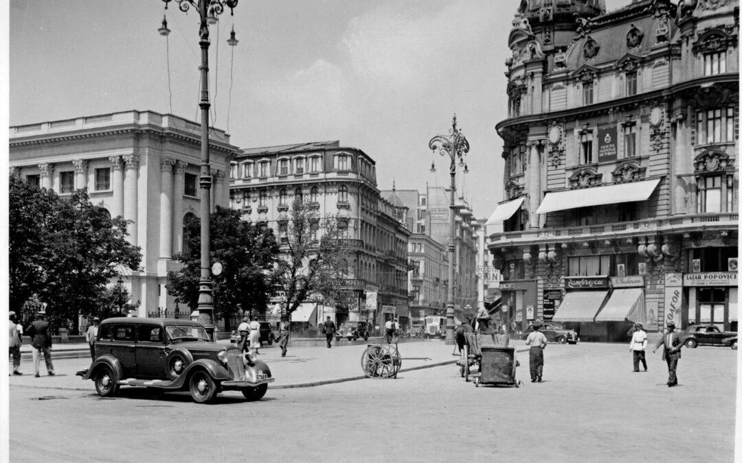 România interbelică, arătată într-un documentar american din 1935 VIDEO