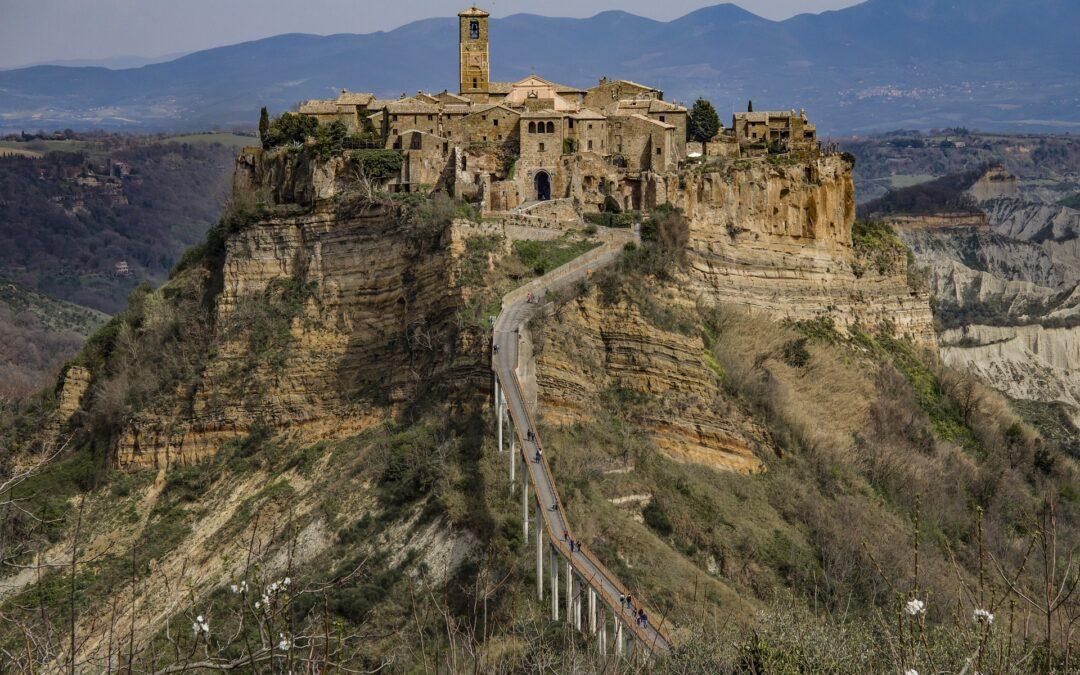 """""""Oraşul care moare"""", nominalizat pentru a fi inclus în patrimoniul UNESCO"""