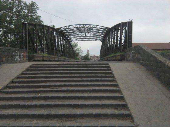Timișoara, notificată de Viena că trebuie să-și repare un pod