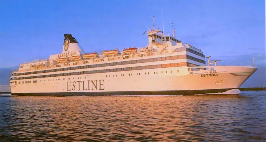 """Cazul feribotului """"Estonia"""" – cum a fost posibilă această tragedie maritimă!"""