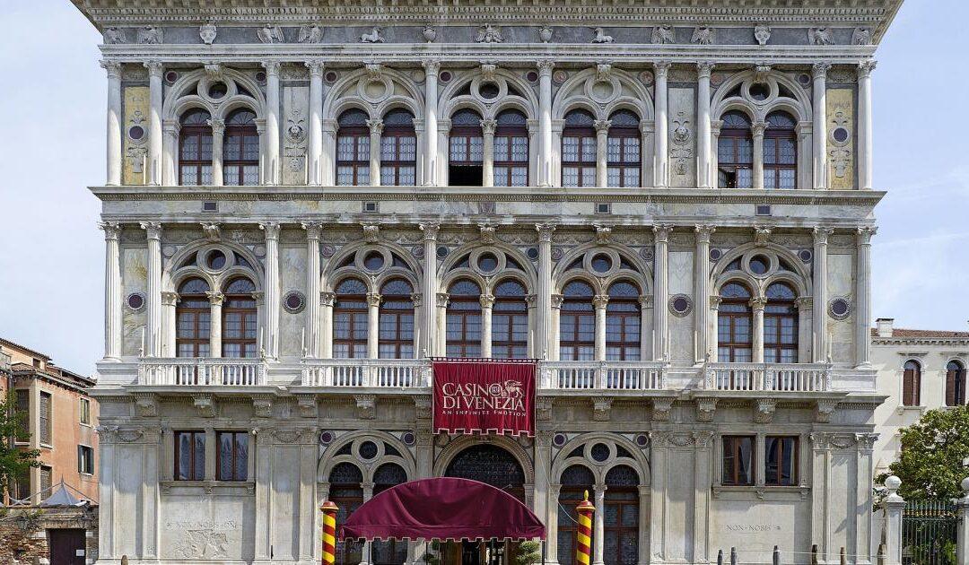 Cele mai impresionante clădiri istorice ale cazinourilor din Europa