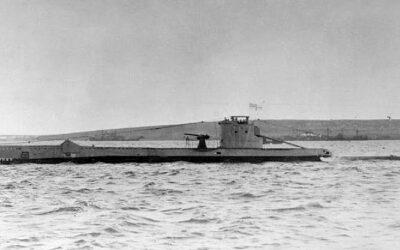 Submarin din timpul razboiului, descoperit dupa 79 de ani