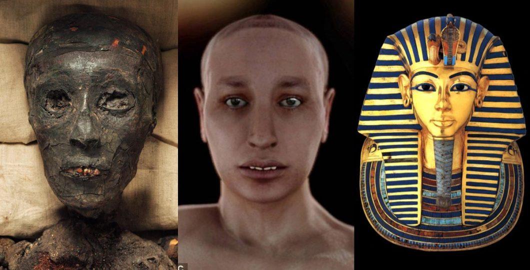 Faraonul Tutankhamon suferea de o malformaţie a picioarelor