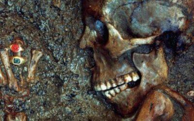 Arheologii italieni, descoperire importantă la Herculanum. Un schelet aparține unui salvator