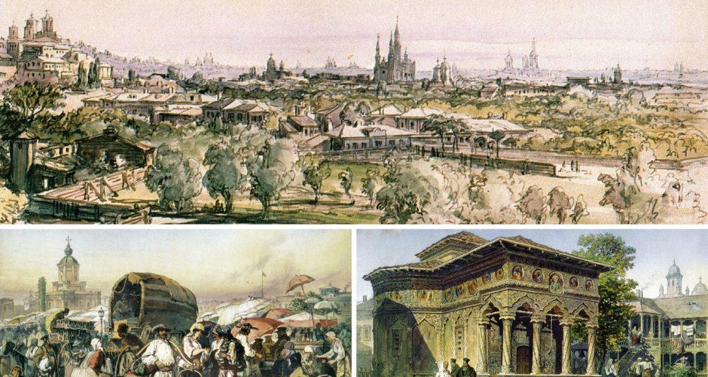 Când şi cum au devenit Bucureștii capitala Țării Românești
