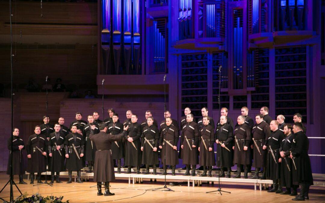 Muzica bisericească georgiană a fost inclusă în patrimoniul cultural imaterial UNESCO