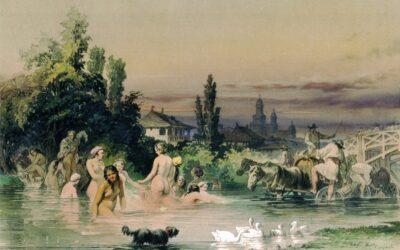 Amedeo Preziosi – omul ne-a lăsat culoarea Bucureștiului și României de la începutul domniei lui Carol I