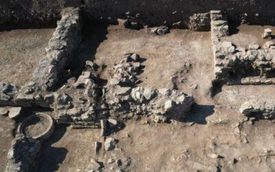 Locuinţă romană veche de aproape două milenii, descoperită la Alba Iulia