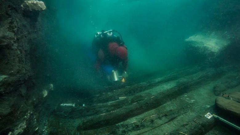 Un oraș scufundat, descoperit pe fundul mării: Cum s-a produs catastrofa și ce lucruri noi s-au mai găsit aici