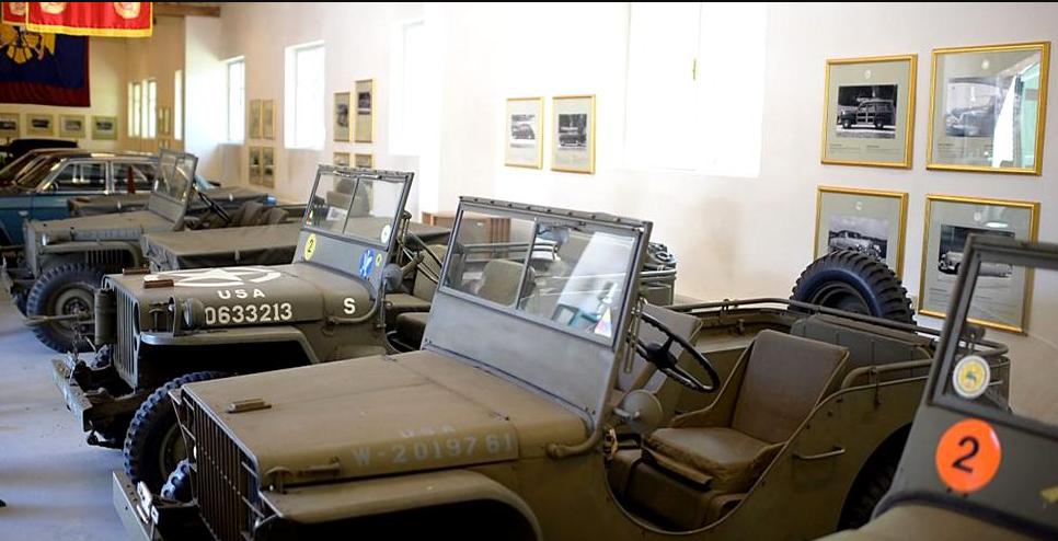 Atelierul auto al Regelui Mihai I de la Domeniului Regal Săvârșin va putea fi vizitat