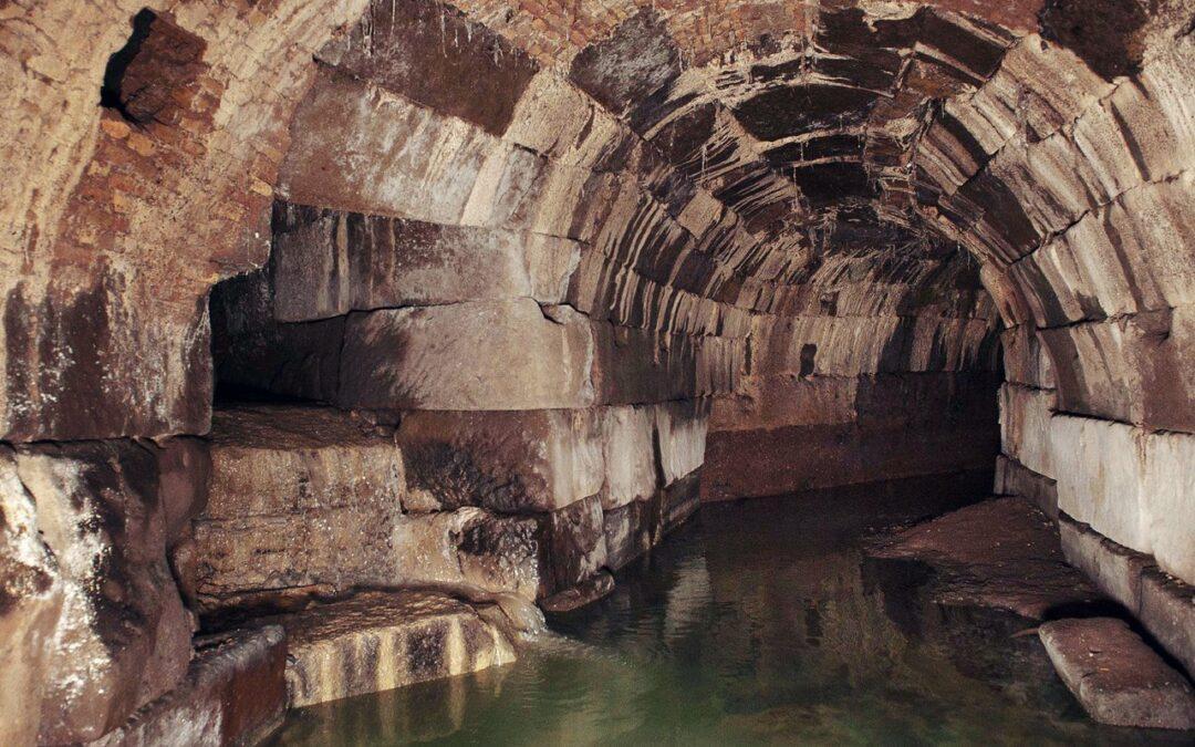 Cloaca Maxima, sistemul de canalizare al Romei antice – istoria celui mai bătrân edificiu de acest fel