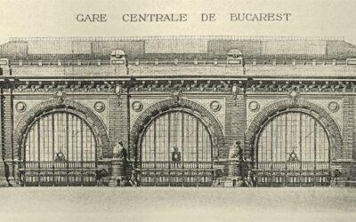 Gara centrală – cum ar fi trebuit să arate cea mai somptuoasă a Bucureștiului