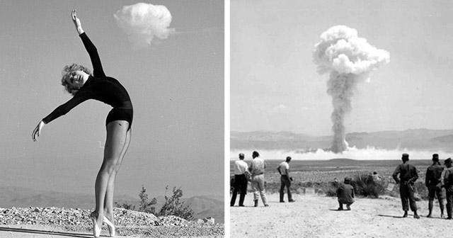 Ce era turismul atomic practicat de americani în anii 1950? De la bikini, la bombe nucleare