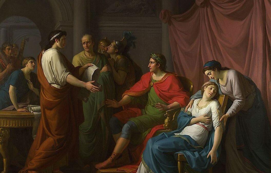 Dieta vechilor romani – de ce bărbații mâncau pește și femeile carne de porc?