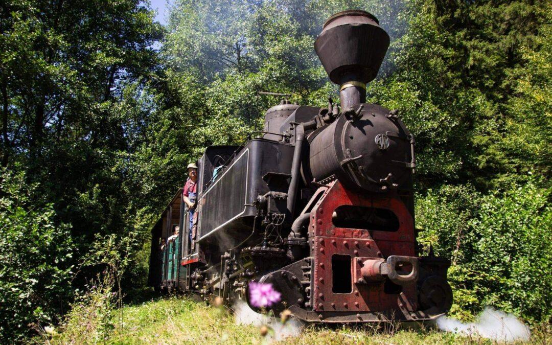 Perlele feroviare ale României, care ar fi putut să fie obiective turistice