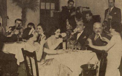 Bucureștiul a fost întotdeauna un oraș al distracțiilor: de la petreceri cu lăutari, la ore de amor și alte chestii frivole