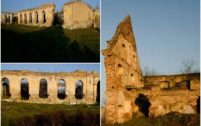 Castelul-monument istoric abandonat, furat bucată cu bucată