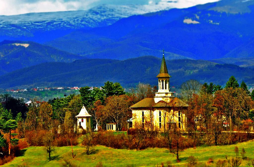 Povestea Bisericii Flămânda din Câmpulung Muscel şi tragedia care i-a adus şi numele de Biserica Miresei